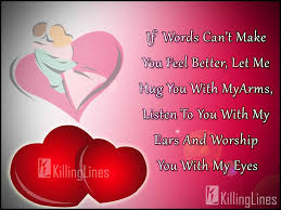 Feeling Of Love Quotes by Very Feeling And Touching Cute Love Quotes Images Killinglines Com