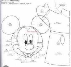 mickey and minnie patrons feutrine pinterest mickey mouse