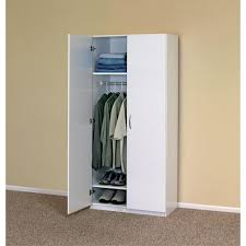 clothes storage cabinets with doors closetmaid 30 in 2 door wardrobe cabinet wardrobe cabinets doors