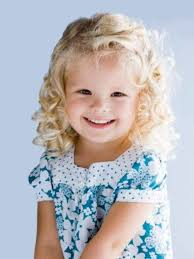 curly kids hairstyles for girls