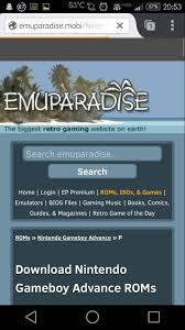 emuparadise pc how to get roms from emuparadise pc android youtube
