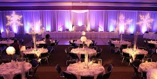 wedding reception in gateway center u0027s ballrooms weddings