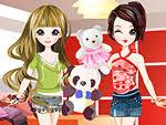 sisters dress up game games girlgames4u com