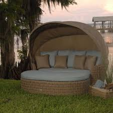 an elegantly luxurious outdoor daybed with canopy u2013 decorifusta