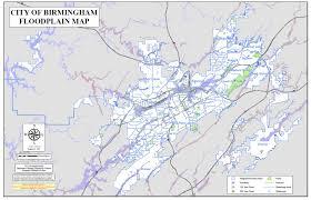 100 Year Floodplain Map Birmingham Buyout Program Enhances Community U0027s Resilience Flood