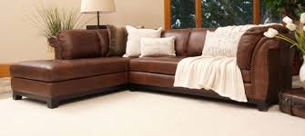 Top Grain Leather Sectional Sofas Top Grain Leather Sectional Sofa 54 With Top Grain Leather