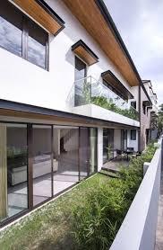 Contemporary Houses A Spacious And Elegant Contemporary Home In Singapore