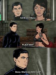 Archer Johnny Bench Called What Is The Best Quotes Or Scene From Archer Askreddit