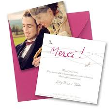 modele remerciement mariage remerciements mariage libellule