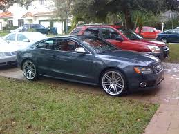 20 audi rims audi a5 s5 with custom wheels pictures only page 2