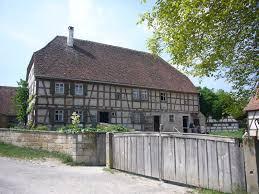Bad Windsheim Freilandmuseum Fränkische Bauernhäuser Fränkisches Freilandmuseum 42