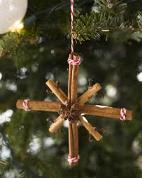 cinnamon spice ornament santa baby and