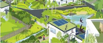green housing design new guidelines call for homes for people and wildlife the