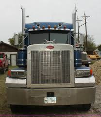 1988 peterbilt 379 semi truck item f3378 sold december