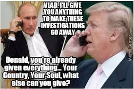 Putin Meme - trump putin talk by debasse meme center