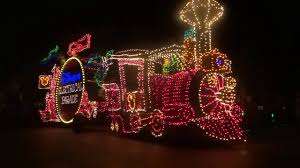 disney electric light parade electric light parade at disney world magic kingdom on 7 3 2016
