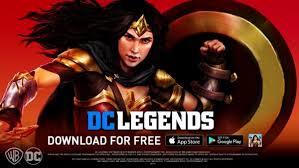 woman content arrives dc legends