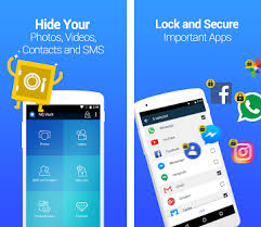 vault apk vault hide sms pics app lock cloud backup apk