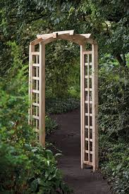 build a garden archway the family handyman 17 best 1000 ideas