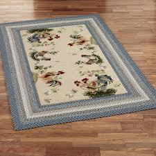 Machine Washable Kitchen Rugs Area Rugs Wonderful Kitchen Rooster Rugs Country Area French Rug