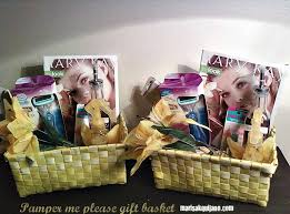 Pamper Gift Basket Pamper Me Please Gift Baskets Mothers Day Marisa Quijano
