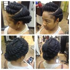Simple But Elegant Hairstyles For Long Hair by Protective Style Flat Twists All Around Twist And Braids