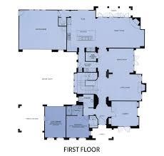 calabasas oaks residence 3 first floor home floorplans i u003c3