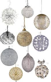 Crystal Sphere Chandelier Get The Look Crystal Ball Chandeliers Stylecarrot