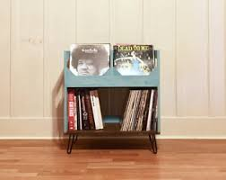 Storage End Table Record Storage End Table The Perfect Compliment To Your
