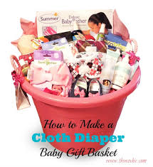 Travel Gift Basket How To Make A Cloth Diaper Baby Gift Basket U2014 A Tampa Lifestyle