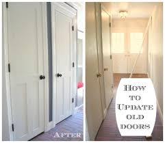 Diy Interior Doors by Creating New Doors The Lucky Homestead