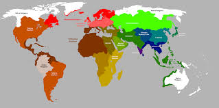Religion World Map by Mof 26 Guns Germs And Steel Alternate History Discussion