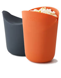 joseph joseph cuisine joseph joseph m cuisine single serve popcorn makers set of 2