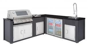 Outdoor Kitchen Designs Melbourne Outdoor Bbq Kitchens Outdoor Kitchen Appliances Cheap Alfresco