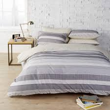 vantona easy living cambridge duvet cover set natural vantona