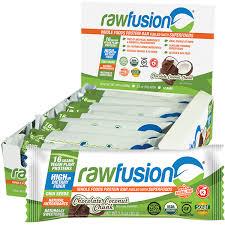 san rawfusion rawfusion bars san nutrition