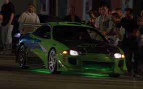japanese street race cars fast u0026 furious a guide to the cars driven in every movie film