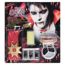 count dracula vampire make up kit