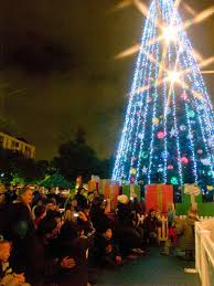 Santa Cruz County Christmas Tree Farms by Christmas In The Park In San Jose Is Open For Holiday Fun