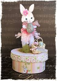 Vintage Easter Decorations Pinterest by 327 Best Vintage Easter Images On Pinterest Vintage Easter