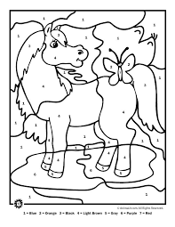 free printable number coloring pages 18 best mystery color by number pictures images on pinterest
