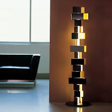 Tall Floor Lamps For Living Room Unusual Floor Lamps Unusual Tomasso Barbi Tall Floor Lamp 2