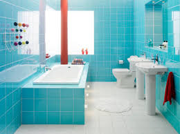 blue bathroom designs small blue bathroom tiles ideas and pictures brown floor conglua