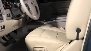 nissan armada seat covers 2012 nissan titan seat adjustments youtube