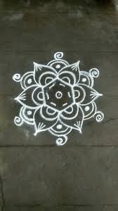 best 25 simple rangoli images ideas on pinterest simple rangoli