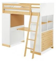 Loft Bed With Desk And Drawers Foter - Room and board bunk bed