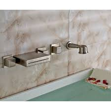 shower attachment for bathtub faucet wall mount bath tub faucet with handheld shower head bathtub