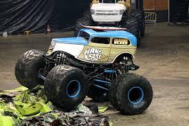 california kid monster truck