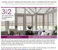 Thomas Sanderson Blinds Prices 3 For 2 On Shutters And Blinds At Laura Ashley Retail Shopping