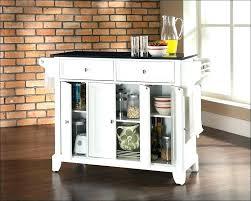 kitchen storage table cart with storage target kitchen table